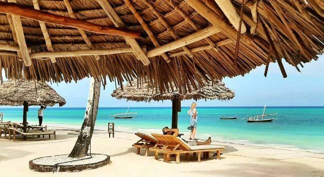 DoubleTree by Hilton Resort Zanzibar - 18 Popup navigation