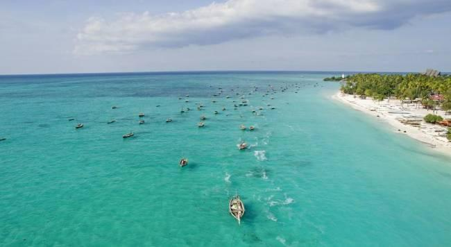 DoubleTree by Hilton Resort Zanzibar - 21 Popup navigation