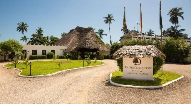 DoubleTree by Hilton Resort Zanzibar - 24 Popup navigation