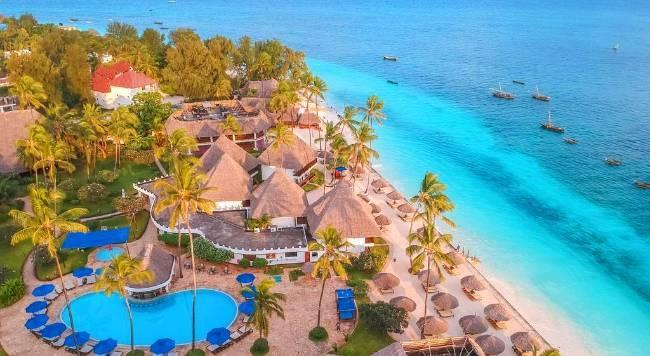 DoubleTree by Hilton Resort Zanzibar - 4 Popup navigation