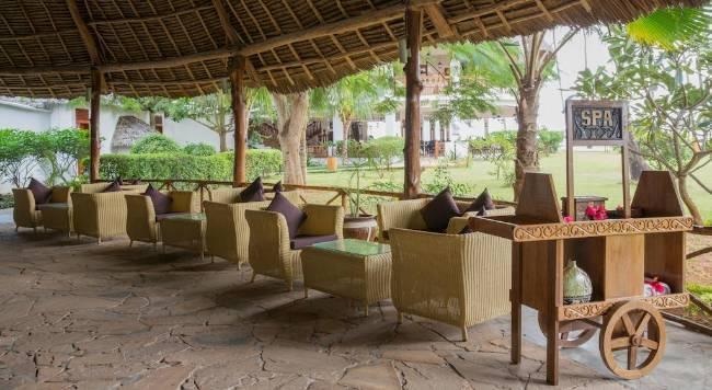 DoubleTree by Hilton Resort Zanzibar - 33 Popup navigation