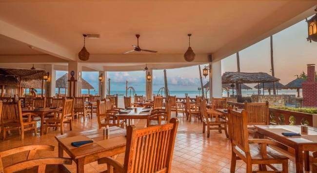 DoubleTree by Hilton Resort Zanzibar - 6 Popup navigation