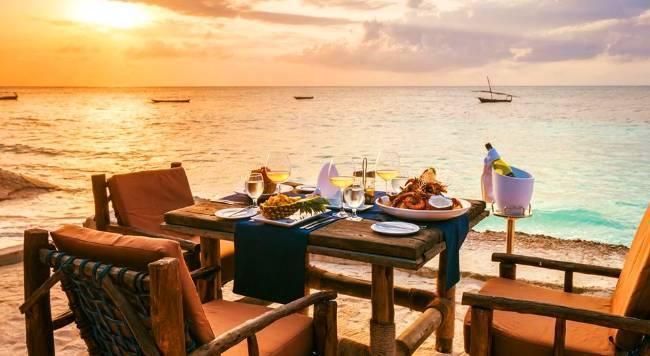 DoubleTree by Hilton Resort Zanzibar - 61 Popup navigation