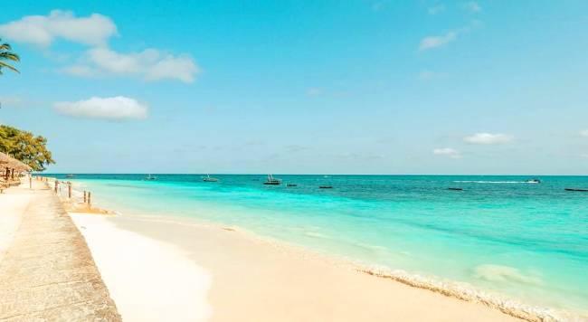 DoubleTree by Hilton Resort Zanzibar - 64 Popup navigation