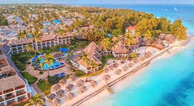 DoubleTree by Hilton Resort Zanzibar - 74 Popup navigation