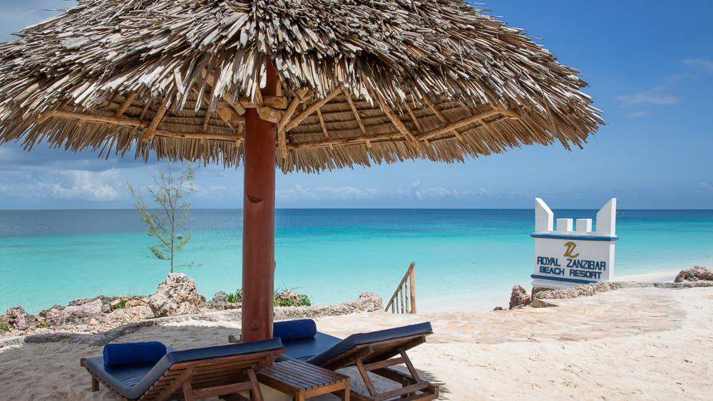 The Royal Zanzibar Beach Resort - 1 Popup navigation