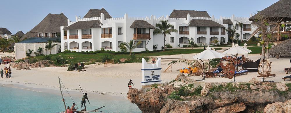 The Royal Zanzibar Beach Resort - 13 Popup navigation