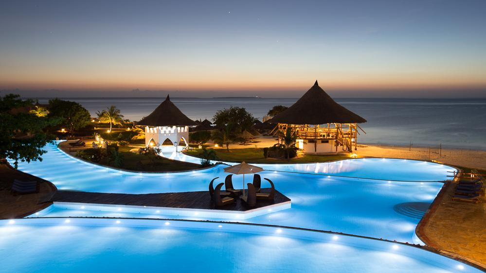 The Royal Zanzibar Beach Resort - 4 Popup navigation