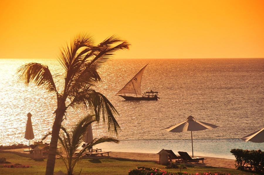 The Royal Zanzibar Beach Resort - 5 Popup navigation
