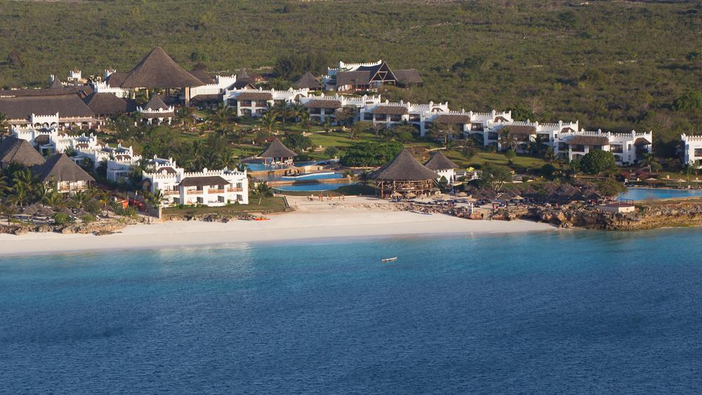 The Royal Zanzibar Beach Resort - 7 Popup navigation