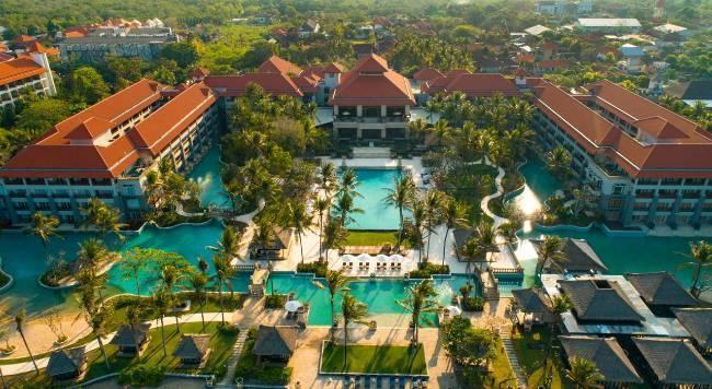 Conrad Bali Resort & Spa - 1 Popup navigation