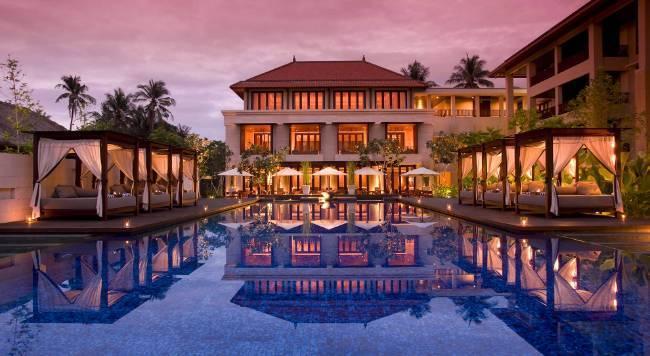 Conrad Bali Resort & Spa - 2 Popup navigation