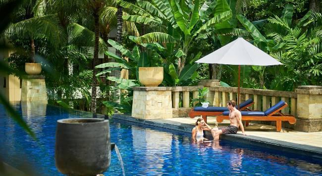 Conrad Bali Resort & Spa - 3 Popup navigation