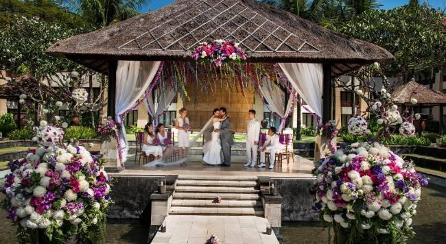 Conrad Bali Resort & Spa - 27 Popup navigation