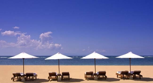 Conrad Bali Resort & Spa - 4 Popup navigation