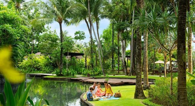 Conrad Bali Resort & Spa - 8 Popup navigation